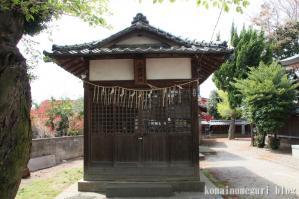 大戸氷川神社(さいたま市中央区大戸)9