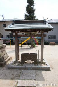 大戸氷川神社(さいたま市中央区大戸)4