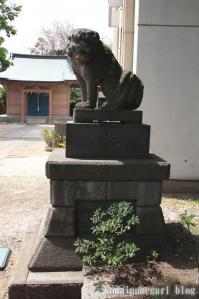 大戸氷川神社(さいたま市中央区大戸)19