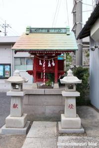 稲荷神社(さいたま市南区別所)3