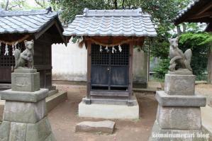 睦神社(さいたま市南区白幡)10