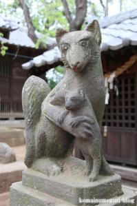 睦神社(さいたま市南区白幡)12
