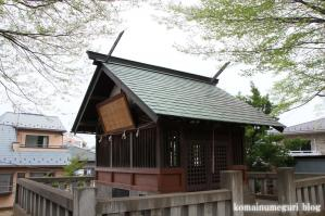 神明社(さいたま市浦和区岸町)4