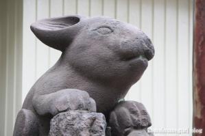 調神社(さいたま市浦和区岸町10