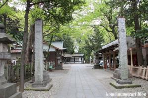 調神社(さいたま市浦和区岸町14