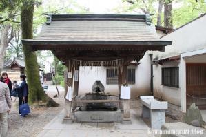 調神社(さいたま市浦和区岸町16