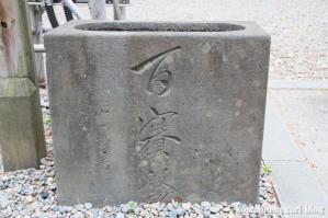 調神社(さいたま市浦和区岸町19