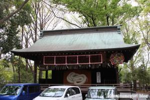 調神社(さいたま市浦和区岸町23