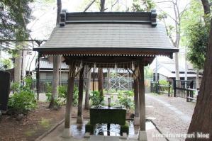 調神社(さいたま市浦和区岸町42