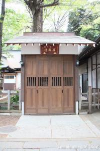 調神社(さいたま市浦和区岸町15
