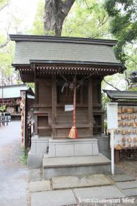 調神社(さいたま市浦和区岸町39