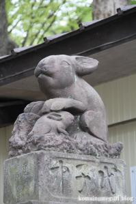 調神社(さいたま市浦和区岸町4