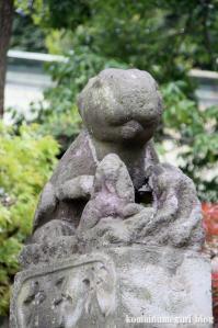 調神社(さいたま市浦和区岸町7