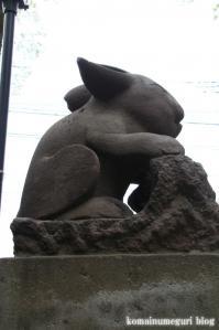 調神社(さいたま市浦和区岸町5