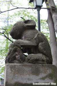 調神社(さいたま市浦和区岸町8