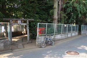 本天沼稲荷神社(杉並区天沼)12