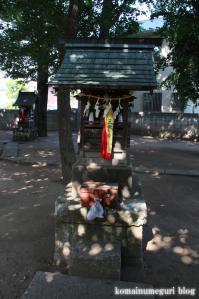 本天沼稲荷神社(杉並区天沼)14
