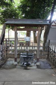 中瀬天祖神社(杉並区清水)7