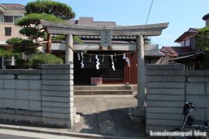 北原神社(中野区上鷺宮)1