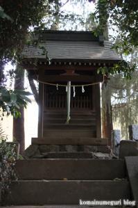 氏神八幡神社(練馬区高松)16