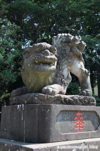 氏神八幡神社(練馬区高松)27