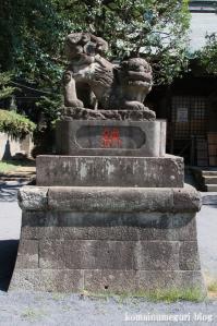 氏神八幡神社(練馬区高松)30