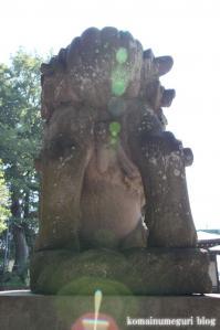 氏神八幡神社(練馬区高松)33