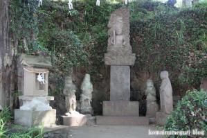 氏神八幡神社(練馬区高松)6