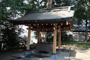 氏神八幡神社(練馬区高松)11