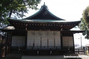 氏神八幡神社(練馬区高松)19