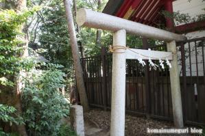 氏神八幡神社(練馬区高松)20
