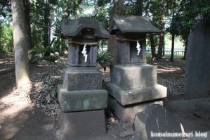 氏神八幡神社(練馬区高松)23