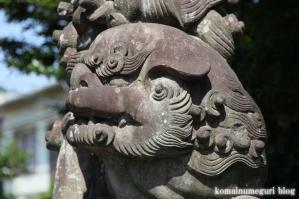 氏神八幡神社(練馬区高松)35