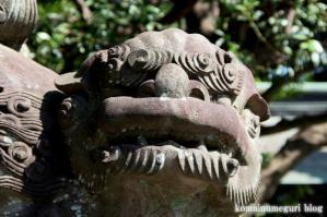 氏神八幡神社(練馬区高松)37