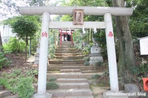 出世稲荷神社(練馬区旭町)4