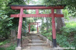 出世稲荷神社(練馬区旭町)13
