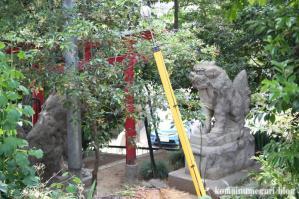 出世稲荷神社(練馬区旭町)26