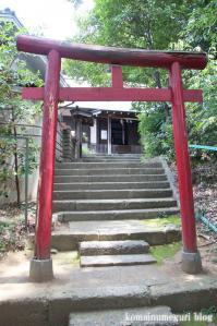 出世稲荷神社(練馬区旭町)9