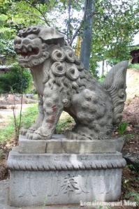 出世稲荷神社(練馬区旭町)15