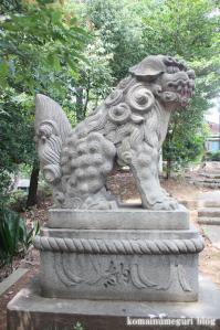 出世稲荷神社(練馬区旭町)19