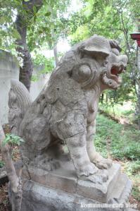 出世稲荷神社(練馬区旭町)17