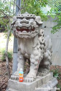 出世稲荷神社(練馬区旭町)25