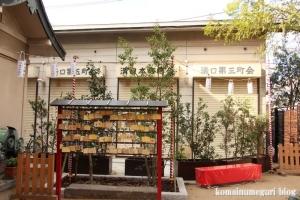 溝口神社(川崎市高津区下溝口)25