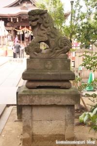 溝口神社(川崎市高津区下溝口)8