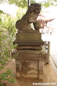 溝口神社(川崎市高津区下溝口)12
