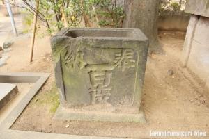 溝口神社(川崎市高津区下溝口)20
