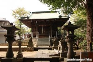 久地神社(川崎市高津区久地)4