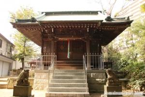 久地神社(川崎市高津区久地)8
