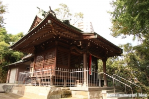 久地神社(川崎市高津区久地)9