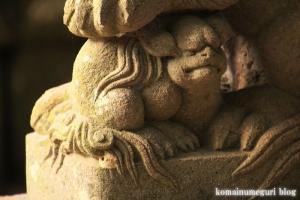 久地神社(川崎市高津区久地)23